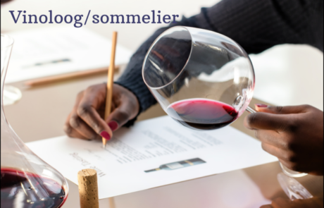 Examen SVH Vinoloog/sommelier (Organoleptisch)